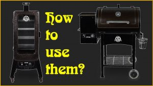 how to use pit boss electric smoker